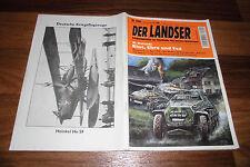 LANDSER # 2854 -- BLUT, EHRE u. TOD // Waffen-SS Kampfgruppe: BÖHMEN und MÄHREN