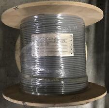 8 Fiber Multimode OM1 Plenum Fiber Optic Cable 299ft