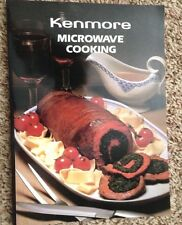 Kenmore Microwave Cooking Cookbook
