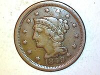 1849 Large Cent Very Nice Coin foe Collection 818