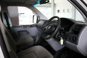 Volkswagen T5 Transporter front Driver's side Seat 2007