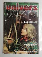 N59 Rivista Universo Okapi N°136 Cavalli,Djadoun,Orlando