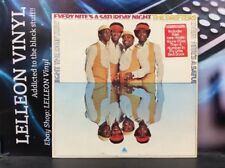 The Drifters Every Nite's Saturday Night LP Album Vinyl ARTY140 A1/B1 Soul 70's