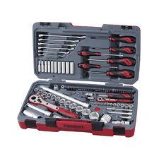 """Genuine Teng Tools 95 piezas Conjunto de herramientas de unidades de 1/4"""" y 1/2"""" TM095"""
