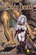 Lady Death Wicked #1/2 Size Doesn't Matter Variant Ltd to 750 (Avatar, 2006) NEW