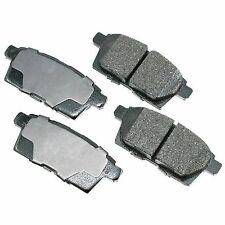 Rear Brake Pads For FORD LINCOLN Ford Edge 2007-10 Lincoln MKX 07-10