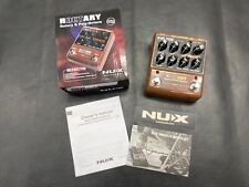 NuX Roctary Rotary & Poly-Octave Pedal New!