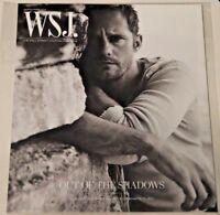 WSJ The Wall Street Journal Magazine September 2018 Issue 99 Alexander Skarsgard