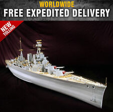 <Hobby365> New 1/200 HMS HOOD Super Detail-Up DX PACK for Trumpeter #MD20015