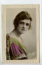 (Go470-395) Real Photo of GLADYS COOPER 1920 VG-EX Rotary S68-1