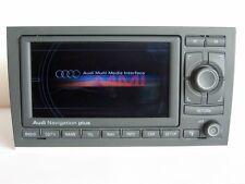 ULTIMO 17 mappe Audi A4 S4 RS4 RNS-E T DVD navigazione