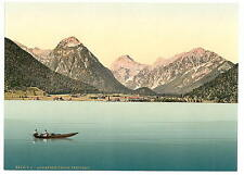 Achensee Towards Pertisau Tyrol A4 Photo Print