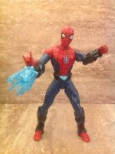 MARVEL Spiderman 10inch Action Figure Spinning Web Motion and Sounds 2012