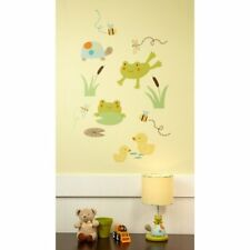 Carter/'s Flutter Collection Wall Decals Self-Stick Reusable ~ Retail $19.99