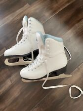 Girls Size 4 Ice Skate Soft Skate byJackson