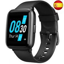 UMIDIGI Reloj Inteligente con Oxímetro SpO2 Smartwatch con  (UFit, Negro Mate)
