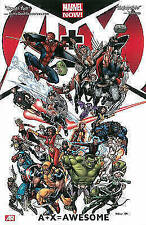 A + X = AWESOME VOL 1~ MARVEL TPB~ BRAND NEW