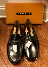 Florsheim Anthony Slip-On Black 12 EEE US Mens Shoes