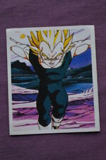VIGNETTE STICKERS PANINI  DRAGONBALL Z TOEI ANIMATION N°84