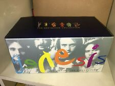 GENESIS COLLECTION DEFINITIVE BOX PROMO EXCLUSIVE ITALY 24 CD + 5 DVD BOOK ....