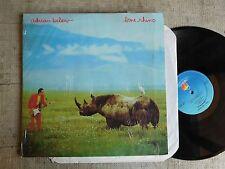 Adrian Belew – Lone Rhino - LP