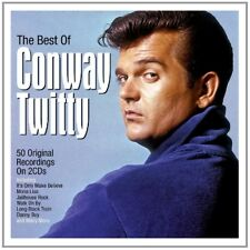 CONWAY TWITTY - BEST OF 2 CD NEUF