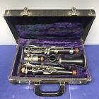 Vintage Noblet Paris clarinet with case