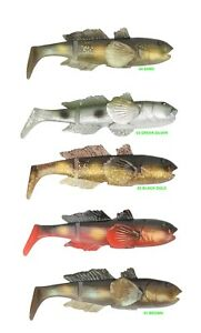 Savage Gear 3D Goby Clearance Packs: 16cm, 62g *40% off*