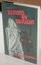 ~DEMONS BY DAYLIGHT by RAMSEY CAMPBELL~1973 Arkham House HB/DJ Limited Edition!