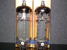 EL519 6KG6 EI Yugoslavia Philips Triple Mica NOS Perfect Pair EAR859