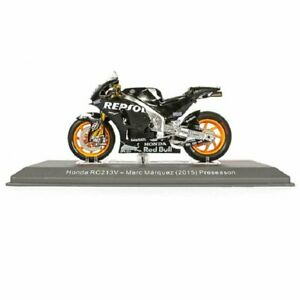 Honda RC213V Marc Marquez 2015 Preseason 1:18 Ixo Salvat Diecast Motorcycle GP