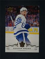 2018-19 Upper Deck UD Series 1 Base #170 Connor Brown