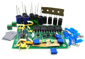 HiFi J554 P-MOS FET JLH1969 Class A Stereo Power Amplifier Board Kit