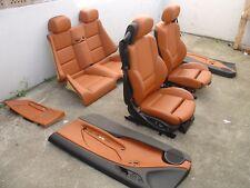 Inkl. UMBAU BMW E46 M3 Cabrio Zimt Nappa Lederausstattung Leder Sportsitze edel