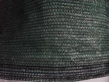 Shade/wind break netting 1.5m, 2m and 3m wide