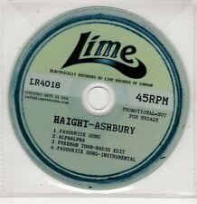 (GU40) Haight-Ashbury, Favourite Song - 2010 DJ CD