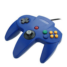 New Nintendo 64 N64 Classic Wired USB Controller Kits Retro for PC& Mac 3 Colors