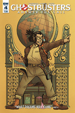 Ghostbusters Answer the Call #4 Cover A Comic Book 2018 - IDW