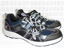 Clarks GORE_TEX Shoes Base Map Sport Trainers Navy Leather Size 2.5 G / EUR 35