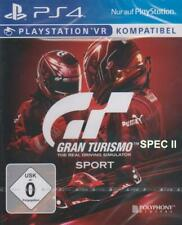 Playstation 4 Gran Turismo Sport 2 SPEC II Deutsch