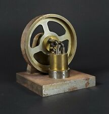 VINTAGE MODEL STEAM ENGINE BY BILL COLE
