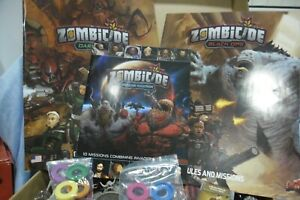 ZOMBICIDE INVADER XENO and Hero Miniatures 84 minis loose LOT 2