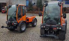 Holder C 4.74 474 Geräteträger Kommunaltraktor Schlepper Traktor Winterdienst
