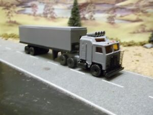 Matchbox Knight Rider Goliath Truck 1:80 - Kenworth