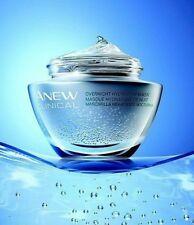 Avon Anew Clinical Overnight Hydration Mask 1.7oz Hyaluronic Acid ~ Night Cream