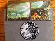 AVATAR - ...MEMORIAM DRACONIS 1996 1PR MINT! LIMBONIC ART EMPEROR ODIUM SIRIUS