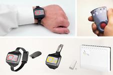 Raphael-home smallbusiness: Demenz Wegläuferschutz mit Sicherheits Armband(RFID)