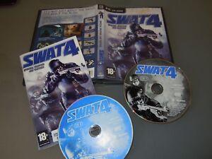 SWAT 4 (PC: Windows, 2005) - UK Original  Version with manual VGC