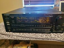 Pioneer VSX-D1S Audio/ Video Stereo Receiver