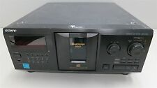 #X Sony Model CDP-CX355 Mega Storage 300CD Compact Disc Player *WORKS*